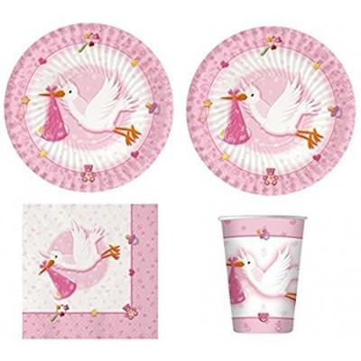 cicogna rosa festa