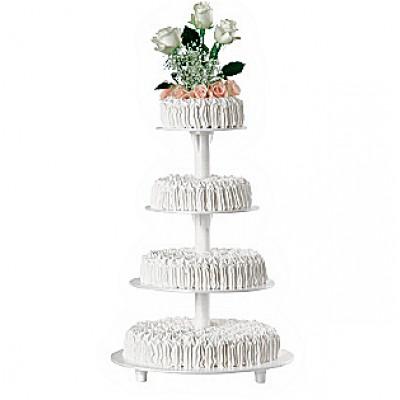 alzata torta 4 piani