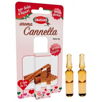 Aroma cannella per dolci