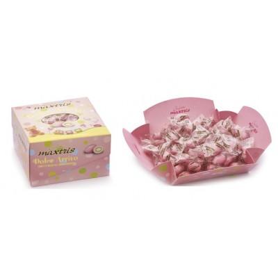 Confetti dolce arrivo rosa