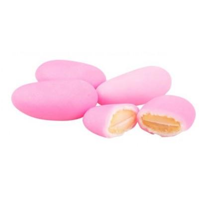 Confetti rosa alla mandorla