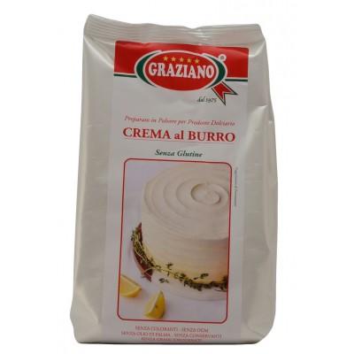 Preparato per crema di burro