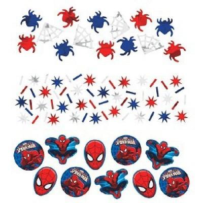 Decorazioni per la tavola spiderman