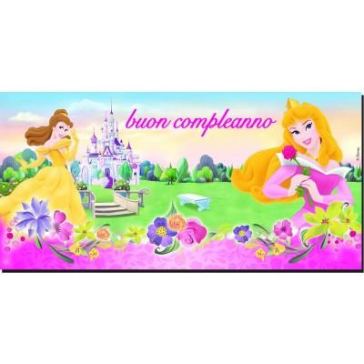 festone murale principesse
