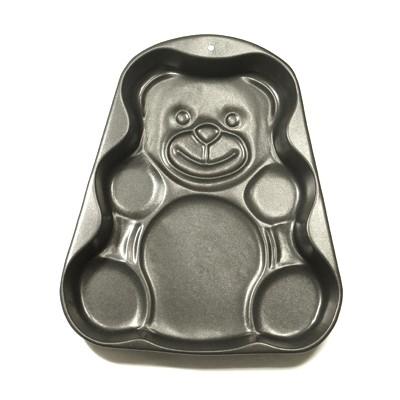 forma orsacchiotto alluminio