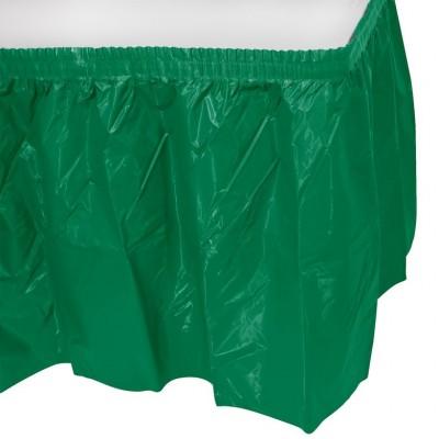 Girotavola colore verde
