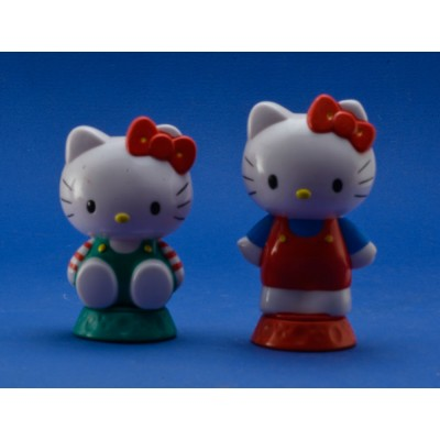 hello kitty statuine per torta