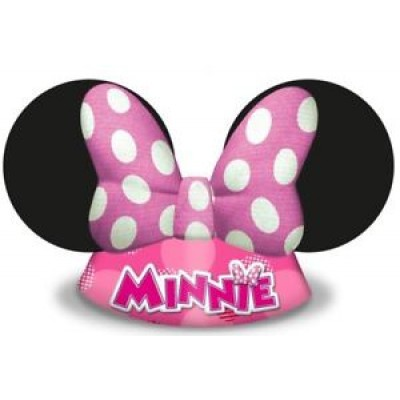 cappellino sagomato Minnie