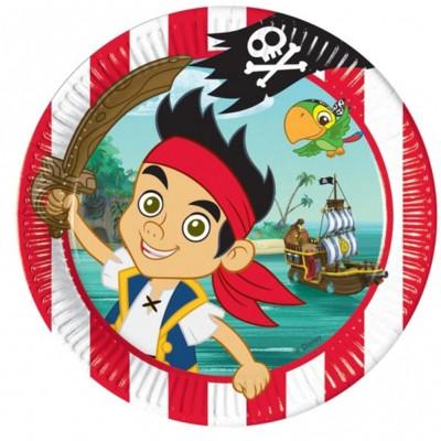 Jack e i Pirati Piatto grande