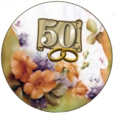 50 anni matrimonio