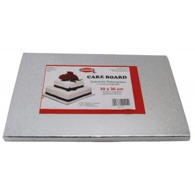 cake board rettangolare
