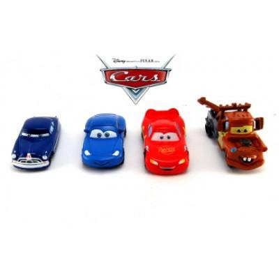 Cars statuine Torta