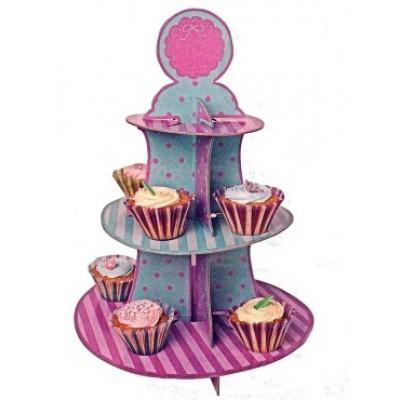 cupcake stand bon ton