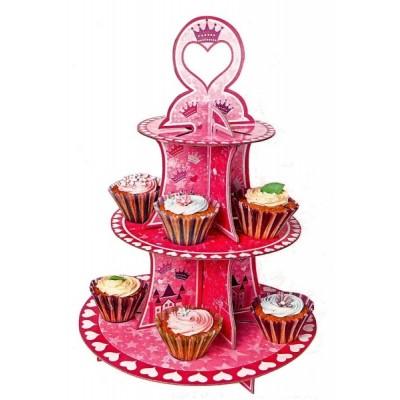 cupcake stand principesse