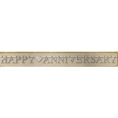 festone buon anniversario 25