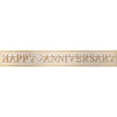 festone happy anniversary 50