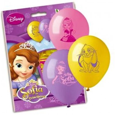 sofia principessa palloncino