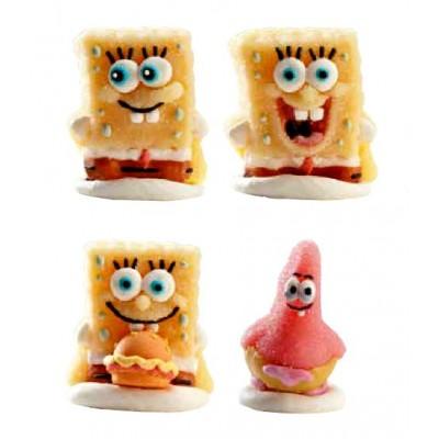 sponge bob gel torta graziano