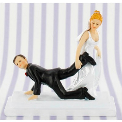 sposi torta riluttanti