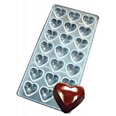 stampo cioccolatini cuore graziano