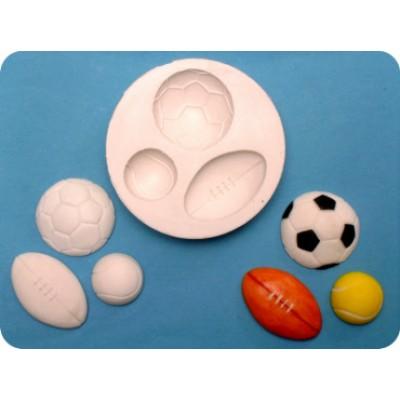 stampo palloni sport graziano