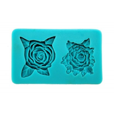 stampo silicone  rose