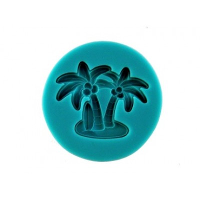 stampo silicone palme
