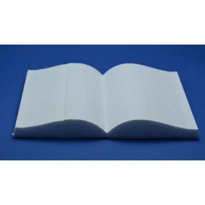 Libro in polistirolo