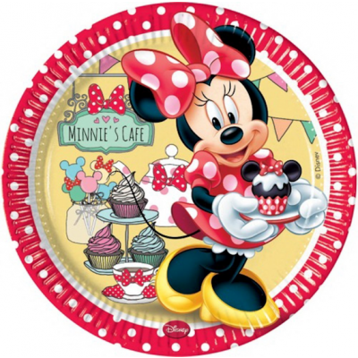 minnie piatto grande