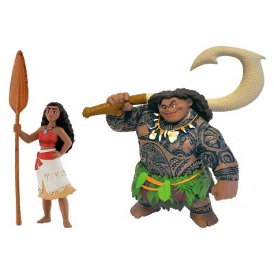 Oceania Maui statuina per torta