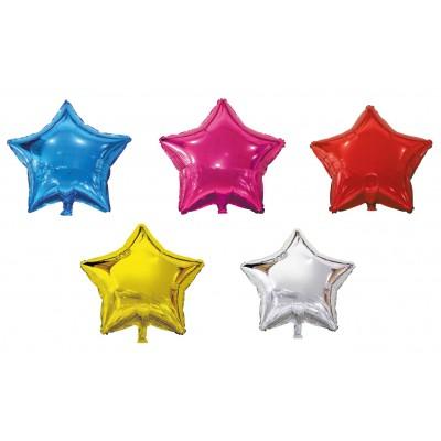 Palloncino elio a forma di stella