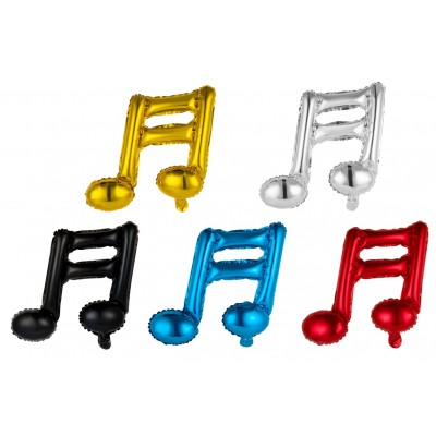 Palloncino minishape nota musicale