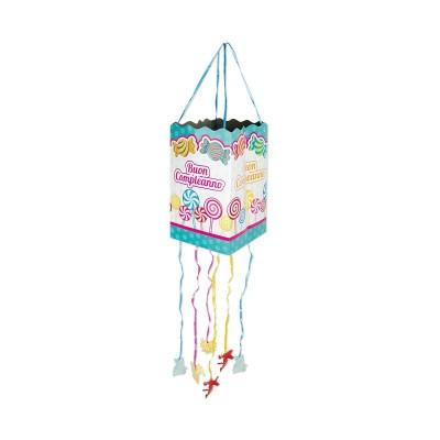 pignatta quadrata candy