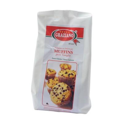 preparato per muffin Graziano