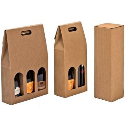 scatoli porta bottiglia