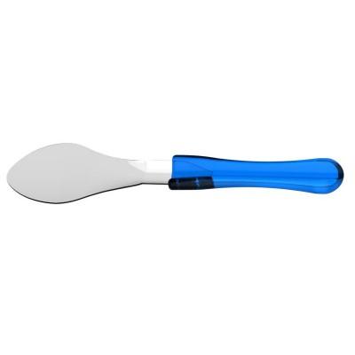 Spatola gelati blu