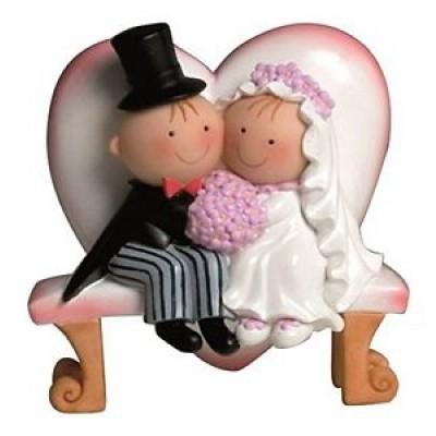 sposi panchina
