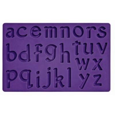 stampo lettere graziano silicone