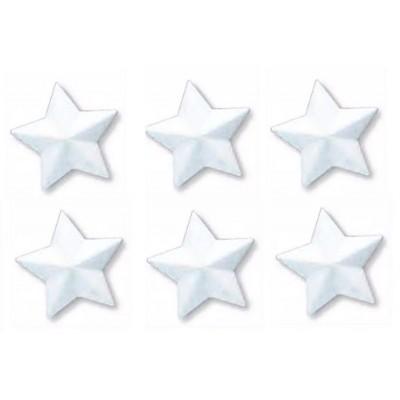 stella in polistirolo per decorazioni natalzine