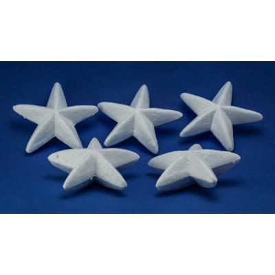 stelle in polistirolo 5 cm