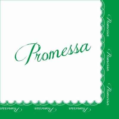 tovaglioli di carta promessa matrimonio