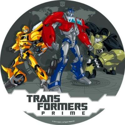 transformers cialda torta 1