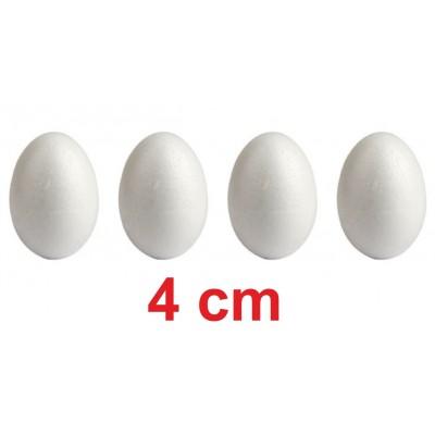 Uova pasquali polistirolo 4 cm