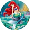 Cialda Ariel la Sirenetta