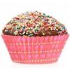 Pirottini Muffin Cuori 24 Pz