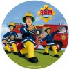 Cialda Sam il Pompiere