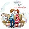 Cialda San Valentino