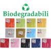 Tovaglioli colorati biodegradabili