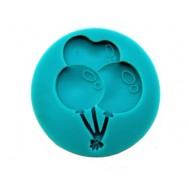 stampo silicone palloncini