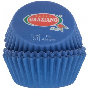 Pirottini Monocolore Blu